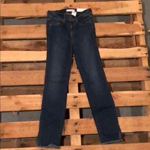 NWT loft modern skinny jeans